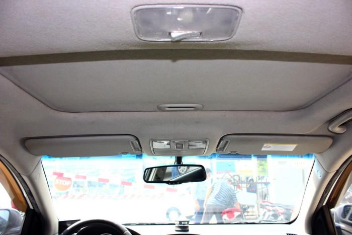 Bán Kia Forte SX 1.6AT màu trắng 2010 biển sài gòn số tự động 8