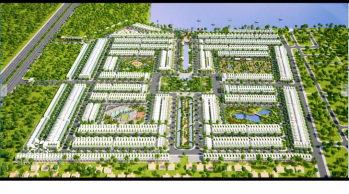 Nhà phố vườn ven sông SaiGon Village cơ hội đầu tư sinh lợi