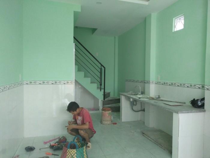 Nhà bán trên Nguyễn Hữu Thọ kéo dài huyện Nhà Bè