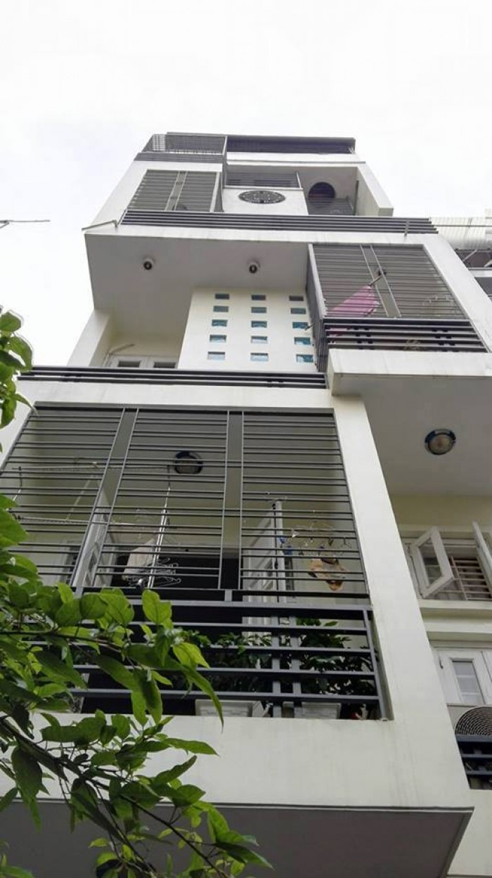 Bán nhà mặt ngõ 121 Thái Hà, Đống Đa, vị trí đẹp nhà đẹp, giá hơn 12 tỷ
