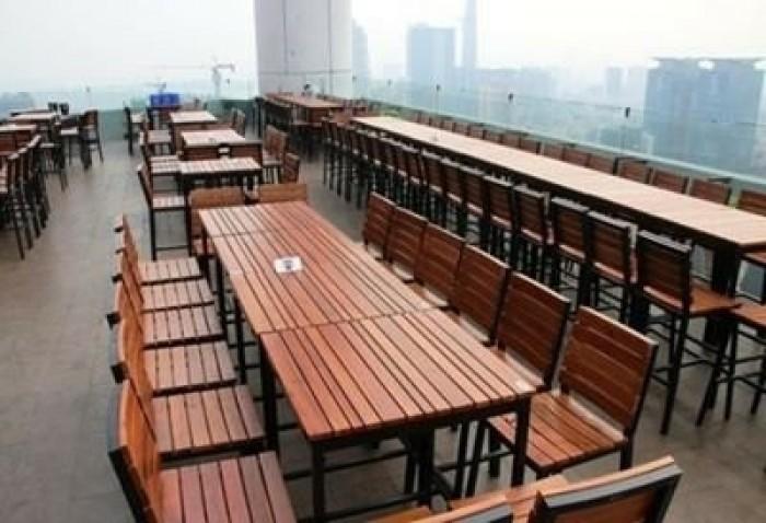 Bàn ghế gỗ tự nhiên đẹp bền giá rẻ..3