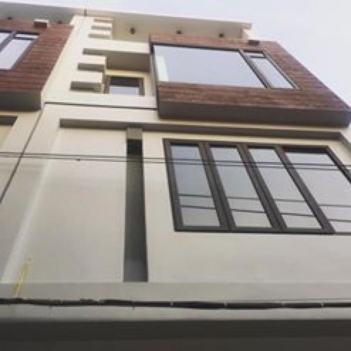 Bán nhà 4 tầng phố Vĩnh Tiến, hướng Tây Bắc, diện tích 48m2, giá: 1 tỷ 550 triệu