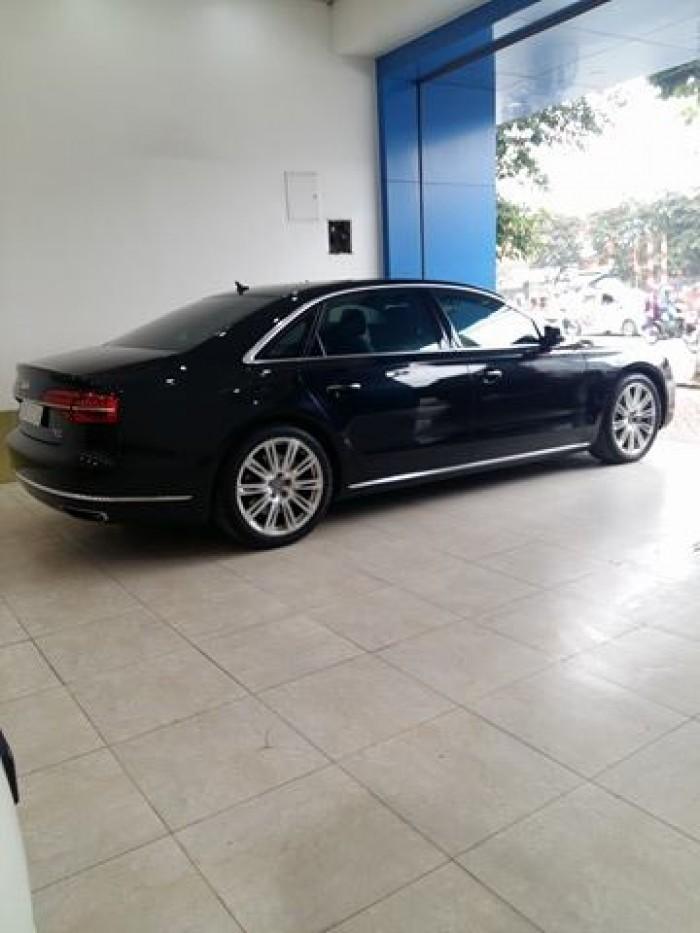 Audi A8L 4.0 TFSI quattro (Sản xuất 2014 MỘT CHỦ TỪ ĐẦU) 1