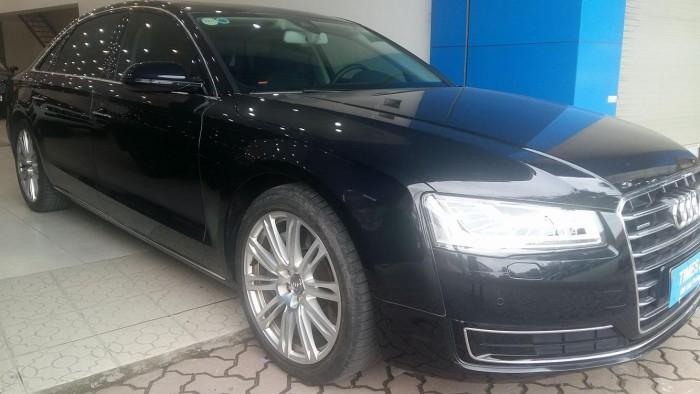 Audi A8L 4.0 TFSI quattro (Sản xuất 2014 MỘT CHỦ TỪ ĐẦU) 2