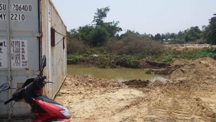 Bán đất 2 mặt tiền ven biển phía nam TP Đà Nẵng