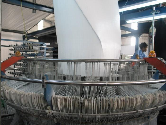 May dệt vải nhựa PP0