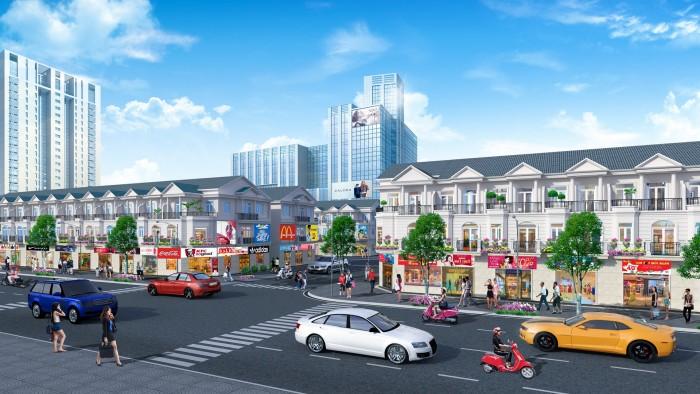 Dự án Khu đô thị thương mại dịch vụ Golden Center City 2