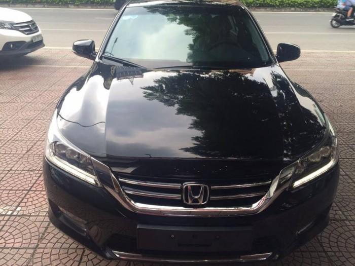 Xe Honda Accord 2.4AT 2014 đăng ký 2015