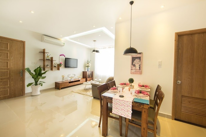 Nhà CH Ngay Mặt Tiền Tạ Quang Bửu, Quận 8, 2PN/2WC  Chỉ 980tr/Căn