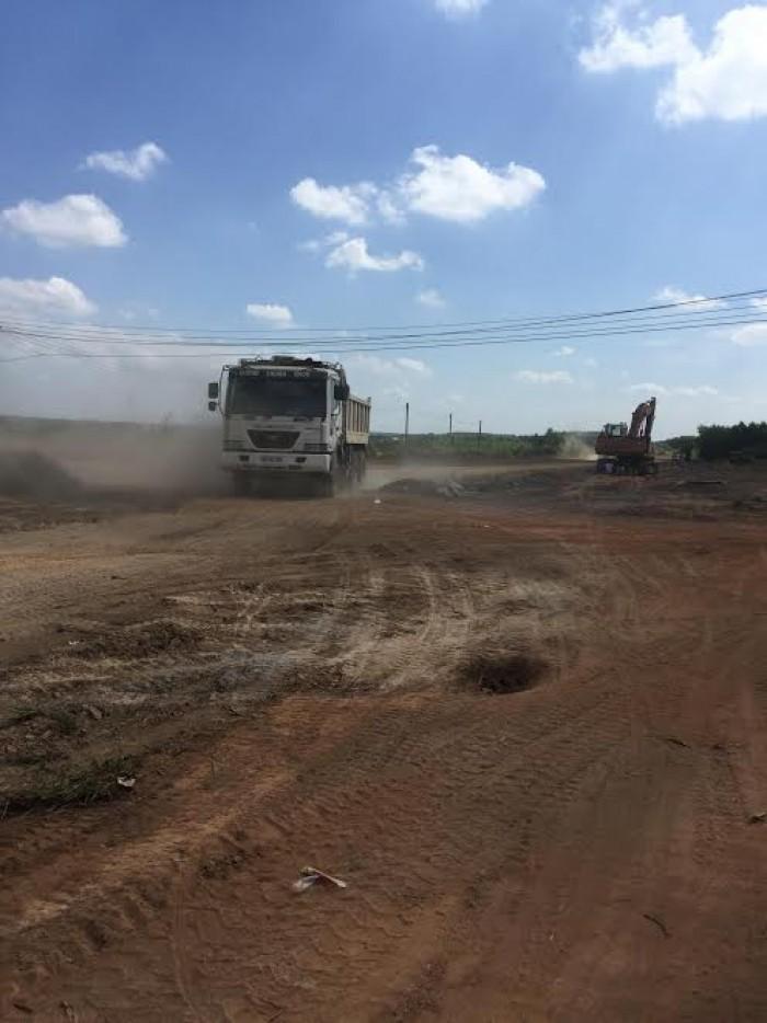 Bán gấp lô đất nền mặt tiền đường 60m, TP. Biên Hòa giá 330 triệu/nền