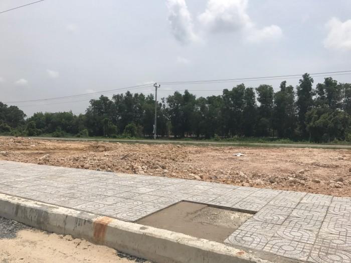 Bán 2 lô đất đường Nguyễn Thị Triệu, Củ Chi, TP. HCM, Giá rẻ, Chính chủ, SHR