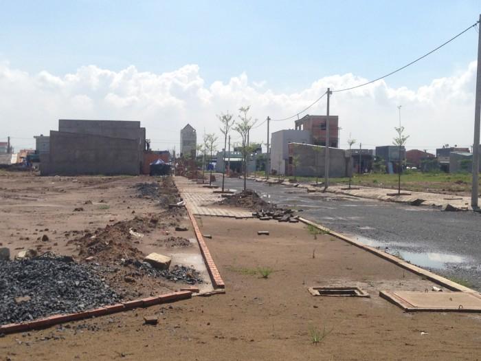 Bán đất thổ cư mt, gần cầu an hạ,ql22,shr,xdtd, gần bv,trường học