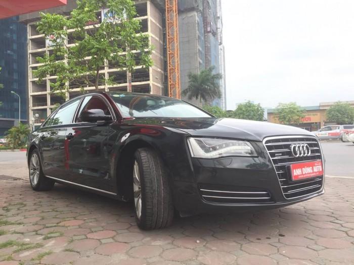 Anh Dũng Auto bán xe Audi A8L 3.0 Quattro TFSI Model 2010 3