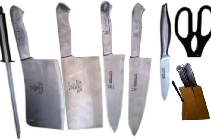 Bộ dao 7 món