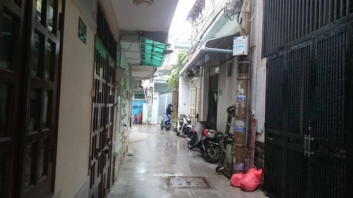 Hẻm 3m số 18 Trung Lang, P.12, Tân Bình, 5x11m, 4 lầu, giá 4,3 tỷ TL