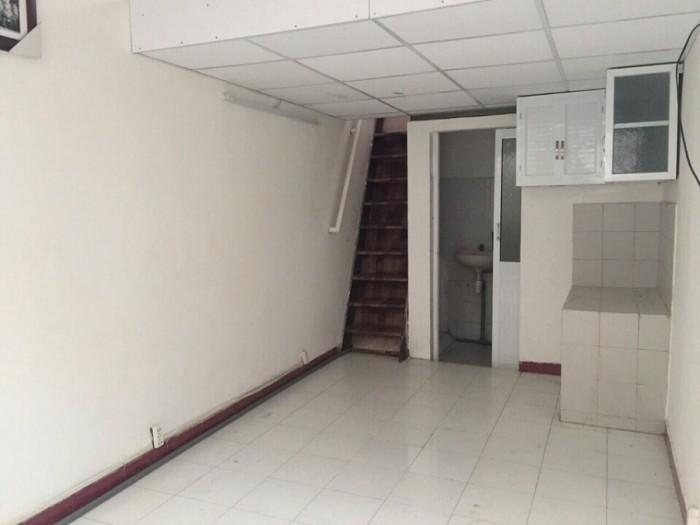 Nhà nhỏ xinh đường Trần Quang Diệu 1 lầu Giá 1.35 tỷ