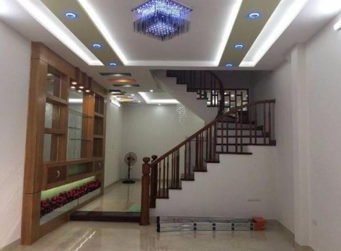 Nhà riêng 2.35 tỷ Triều Khúc- Thanh Xuân, 33.4m2* 5 tầng, ngõ rộng 3m, ngõ thông