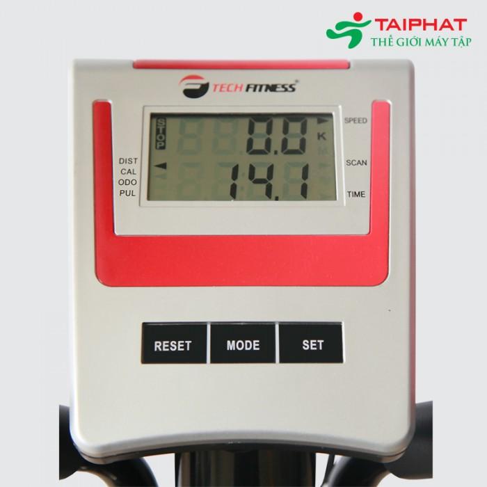 Xe đạp tập thể dục tech fitness tf-616 tại quy nhơn-bình định2