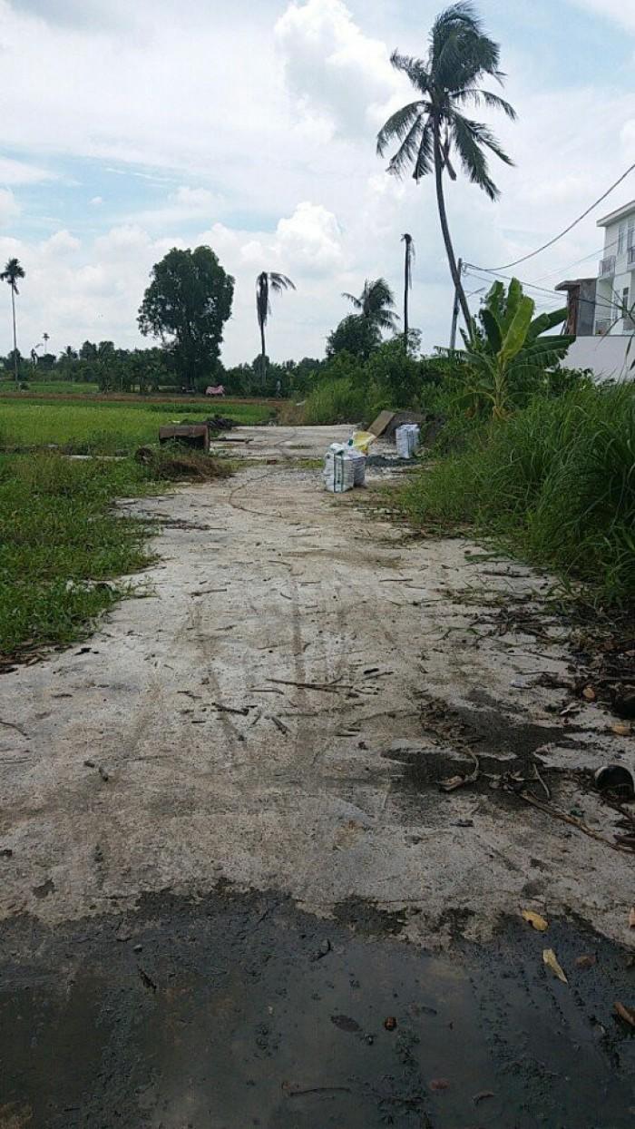 Cần tiền bán gấp lô đất rẻ thúi, 100m2 đường Thạnh Xuân 31, quận 12