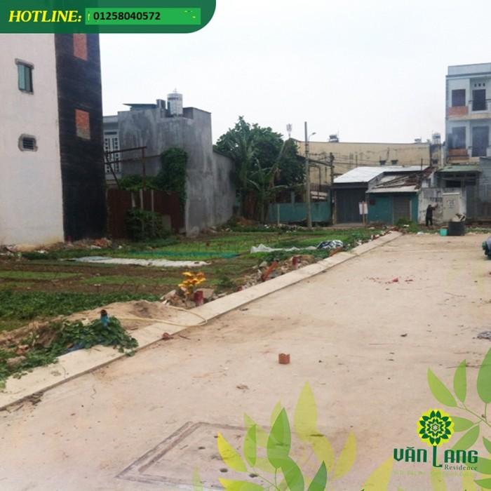 Bán đất gò vấp gần trường ĐH Văn Lang CS3