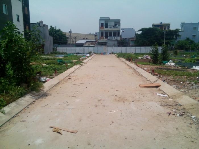 Đất nền quận Gò Vấp ngay trường ĐH Văn Lang CS3