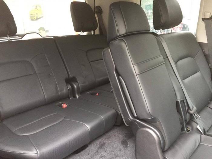 Toyota Landcruiser 5.7 Nhâp Mỹ 2016. Màu đen, nội thất đen 5