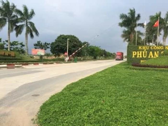 Bán đất nền khu công nghiệp Phú An Thạnh - mua đất sinh lời - vi trí tuyệt vời