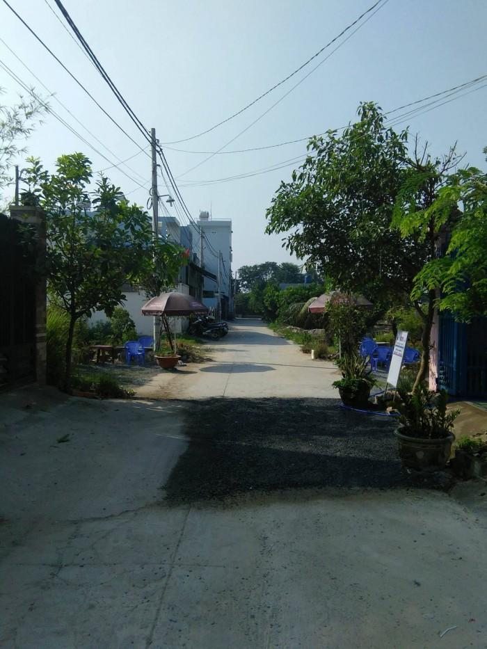 Bán đất cách đường Hà Huy Giáp 30m, DT: 60m2, giá cực hot chỉ 760 triệu SHR