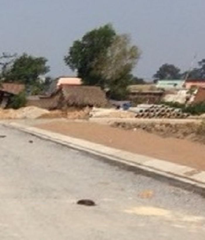 Lô đất thổ cư số 132 đường số 6 phường Hiệp Thành, Q12
