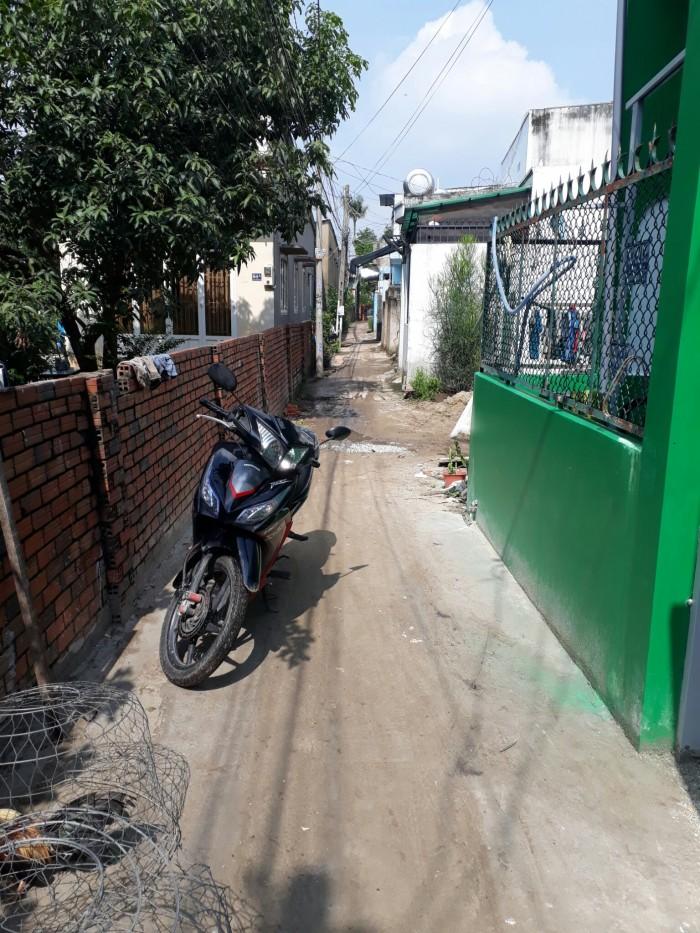 Bán nhà đường Thạnh Xuân 21 , phường Thạnh Xuân, quận 12, 2 lầu, Hướng Đông Nam Hẻm 2 m. Hướng Đông Nam