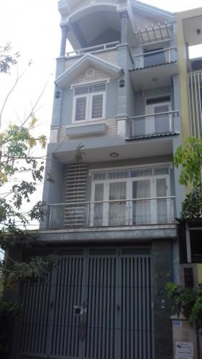 Nhà rất đẹp, HXH, DT: 4x16m ngay gần chợ, P Hiệp Bìnhchánh, Q. Thủ Đức, TP HCM giá 2.7 tỷ.