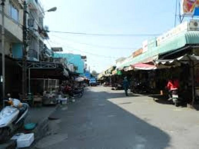 Mở bán khu dân cư GIA PHÁT REVERSIDE, cách chợ hóc môn 1km, thuộc xã thới tam thôn.