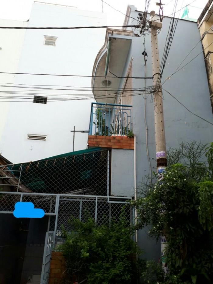 Bán nhà hẻm đường số 14, phường 14, quận Gò Vấp, Hướng Tây Nam