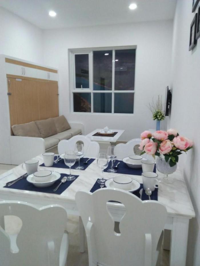 Mở bán căn hộ Zen Tower quận 12 QL1A đối diện UBND quận 12