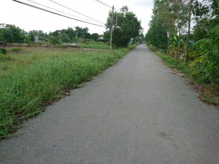 NỢ TIỀN Sang Gấp 2400m2 đường Nguyễn văn Thời, Bình Chánh