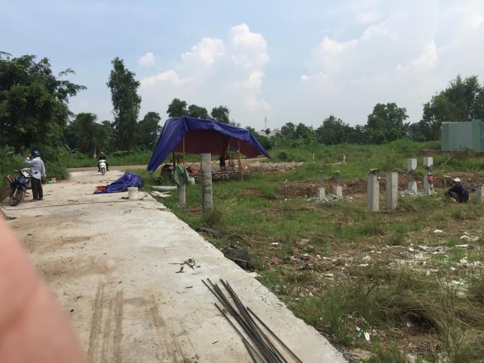 Đất Nền 100m2 View Sông Vàm Thuật-SHR-P.Thạnh Lộc-Q12