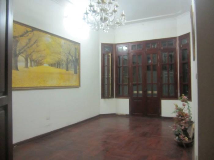 Bán nhà phố Lê Thanh Nghị, gara oto 45m2x5t, giá 4.8 tỷ