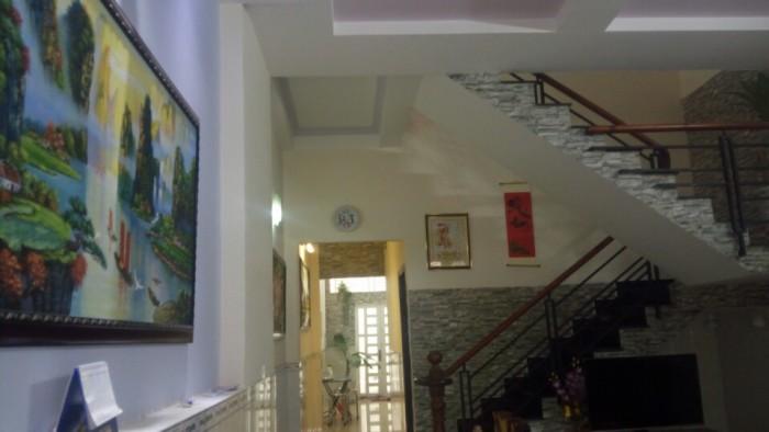 Bán nhanh ... Nhà trên đường TL17 P Thạnh Lộc Quận 12