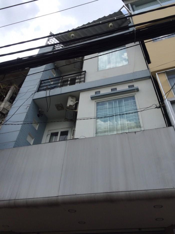 MT Nguyễn Thái Bình TB 4x9m 2 lầu ST Giá 6.35 tỷ