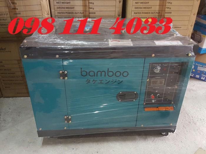 Giảm giá ưu đãi máy phát điện chạy xăng dùng gia đình tại HOàng Long2