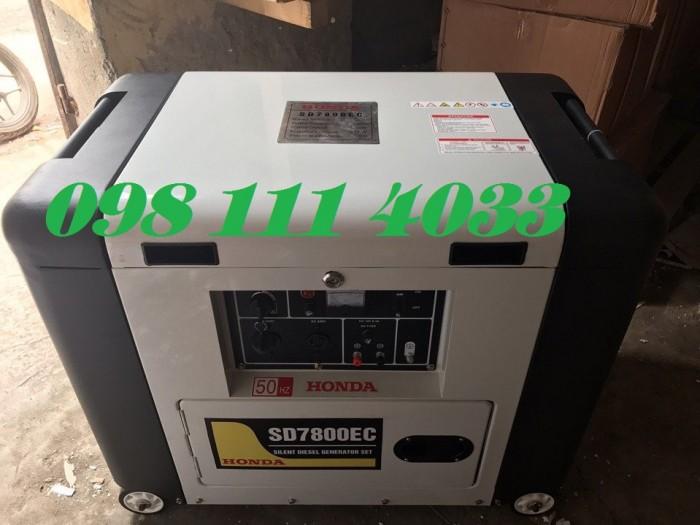 Giảm giá ưu đãi máy phát điện chạy xăng dùng gia đình tại HOàng Long3