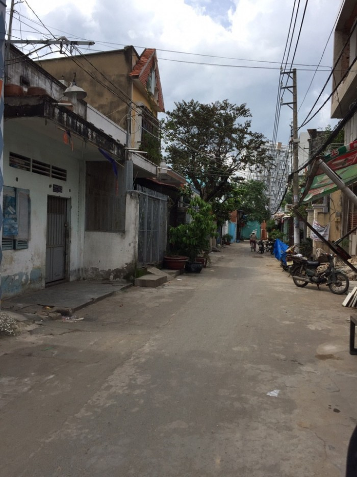 Bán nhà hẻm 198 đường số 3, phường 9, quận Gò Vấp, 2 lầu, Hướng Đông Nam