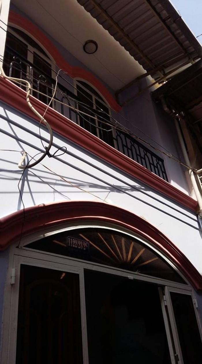 Bán căn nhà p 8 Quang Trung,gò vấp,SHR,giá 1.170 tỷ