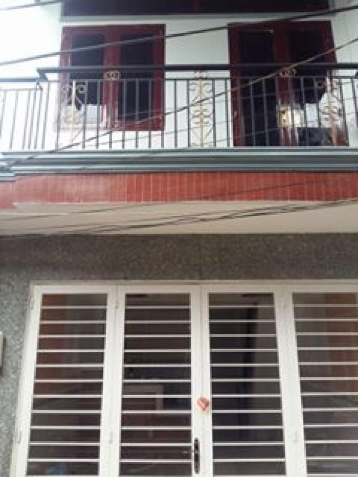 Nhà đường số 16 quận Bình Tân