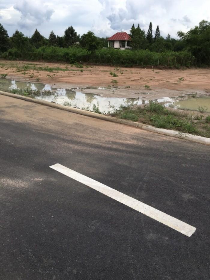 Cần bán gấp lô đất 2 mặt tiền dưới Long Thành đã có 150m thổ cư