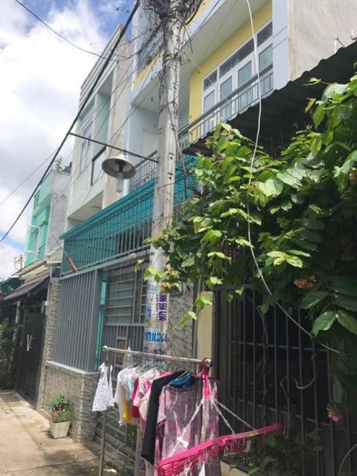 Nhà 1 trệt 1 lầu đường Võ Thị Hồi, (DT:5x19)m2, SHR giá 2 tỷ 300 triệu