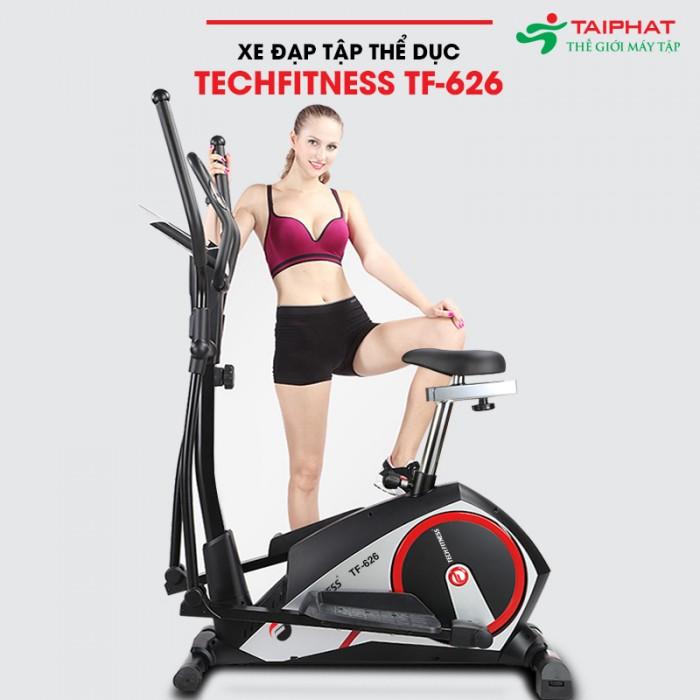 Xe Đạp Tập Thể Dục Tech Fitness Tf-626 Tại Quy Nhơn-Bình Định0