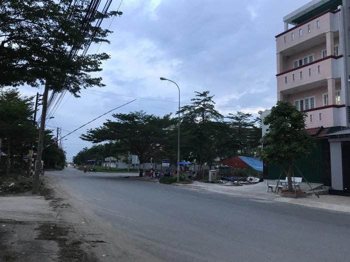 Bán lô đất đường 16m KDC Kiến Á giá tốt