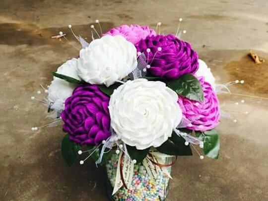 Hoa Cưới Handmade0