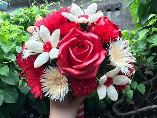 Hoa Cưới Handmade1